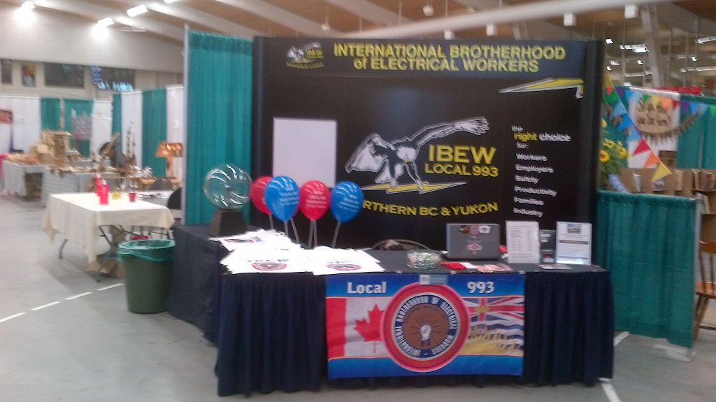 BC Northern Exhibition in Prince George Aug 7th-Aug10th