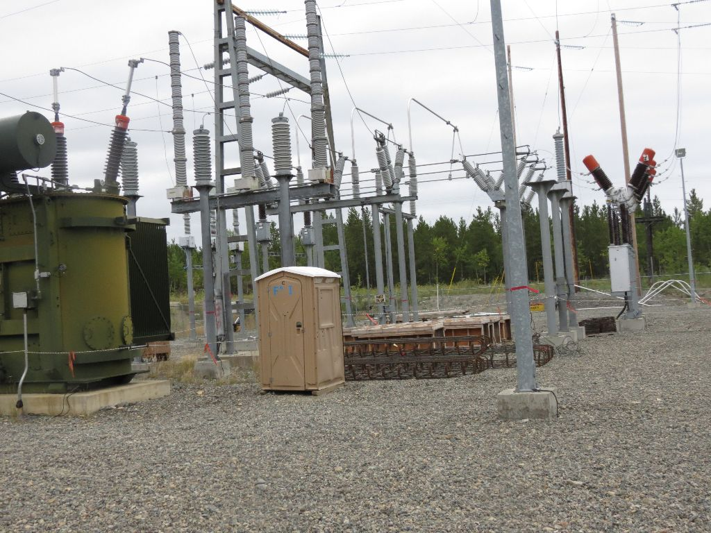 Takhini Substation