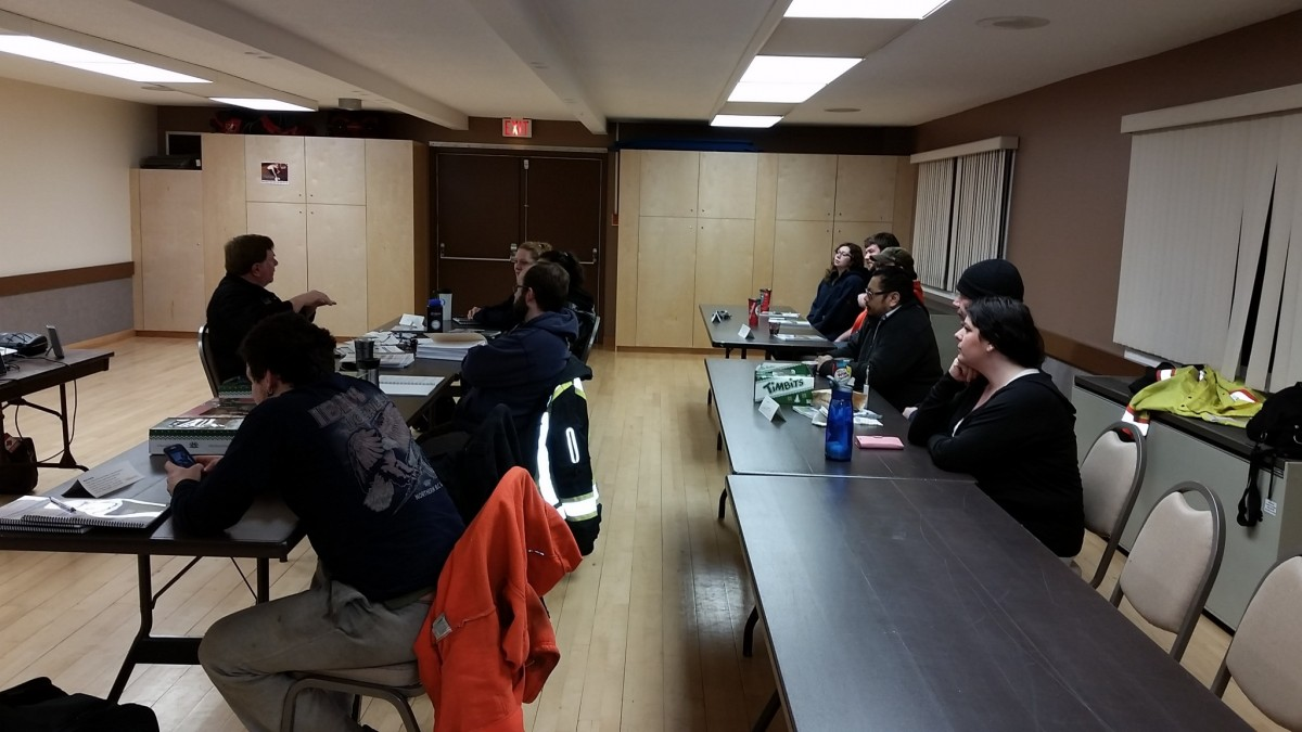 Pictures From The Boomtruck Prep Course in Kitimat 3