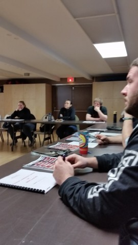 Photos From Frontline Leadership Level 1 in Kitimat on March 12, 2016 9