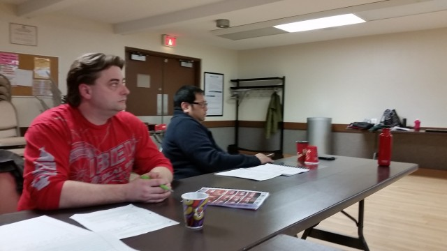 Photos From Frontline Leadership Level 1 in Kitimat on March 12, 2016 1