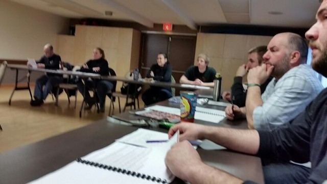 Photos From Frontline Leadership Level 1 in Kitimat on March 12, 2016 7