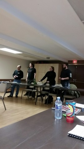Photos From Frontline Leadership Level 1 in Kitimat on March 12, 2016 8