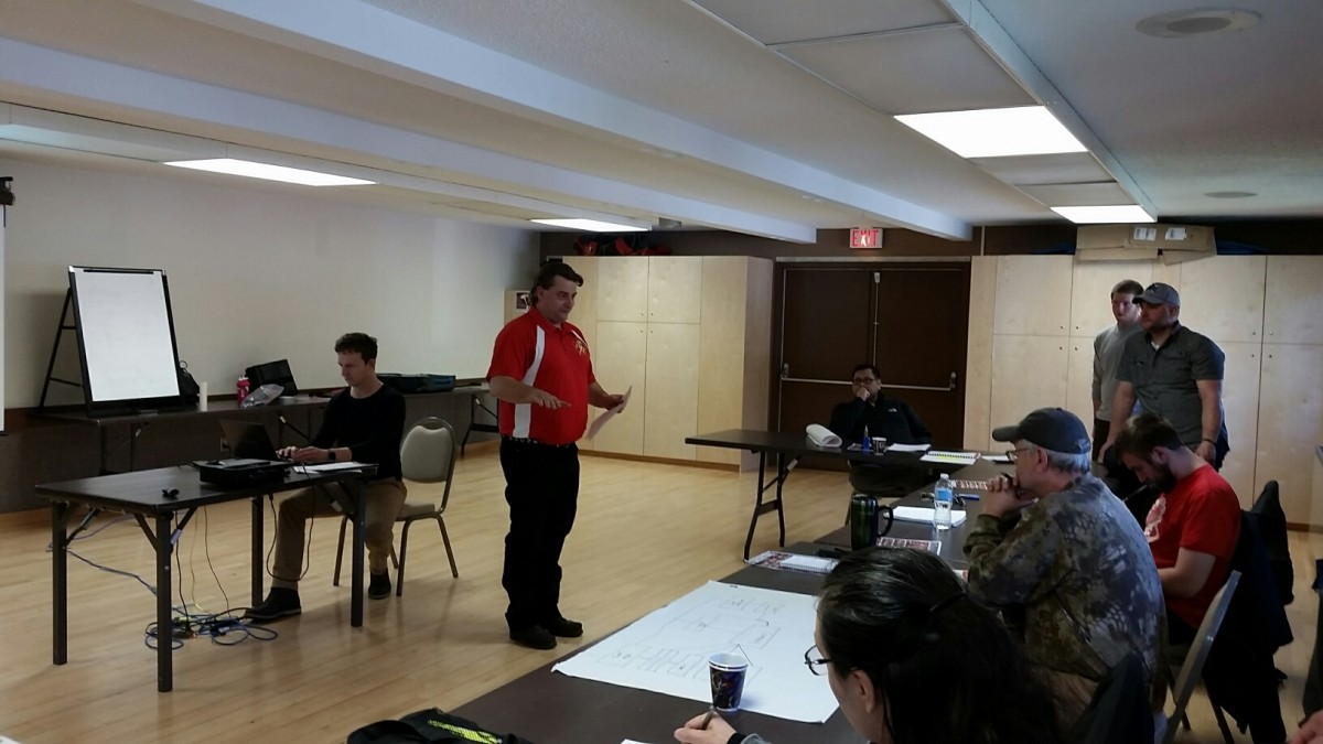 Photos From Front Line Leadership Level 2 in Kitimat 1