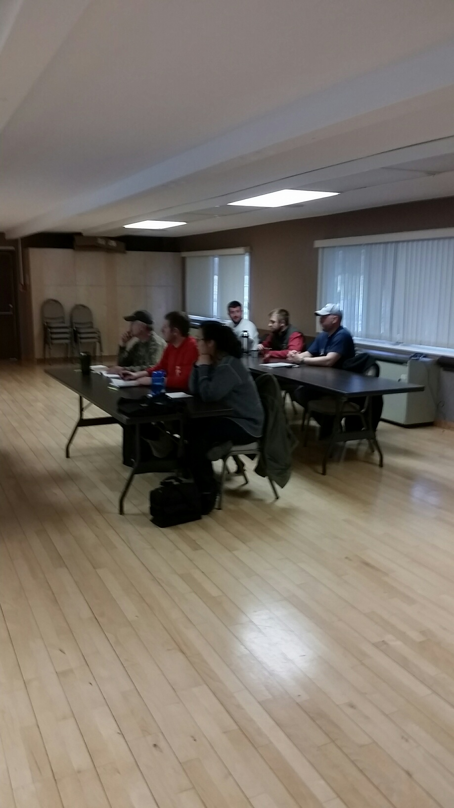 Photos From the QAQC Course in Kitimat 1
