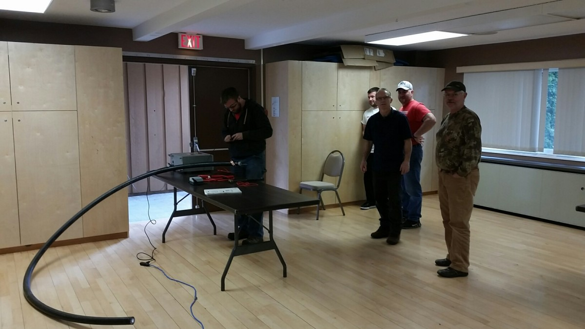 Photos From the QAQC Course in Kitimat 4