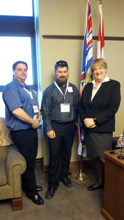 Photos from the Building Trades Convention in Ottawa 3
