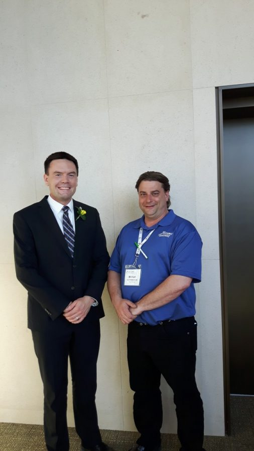 Photos from the Building Trades Convention in Ottawa