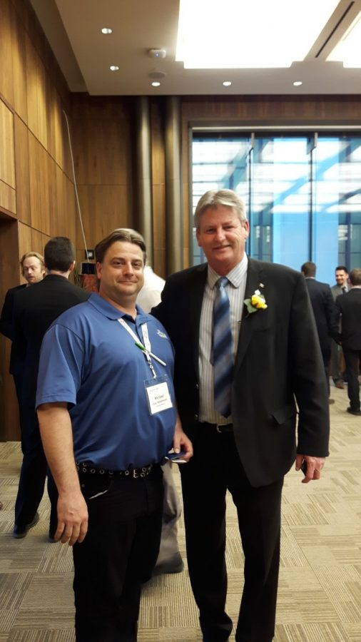 Photos from the Building Trades Convention in Ottawa 5