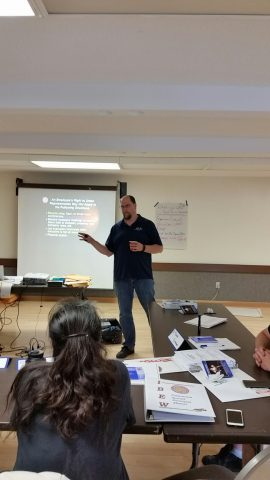 Photos from the Shop Steward in Kitimat on June 29-30th, 2016 13
