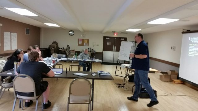 Photos from the Shop Steward in Kitimat on June 29-30th, 2016 14