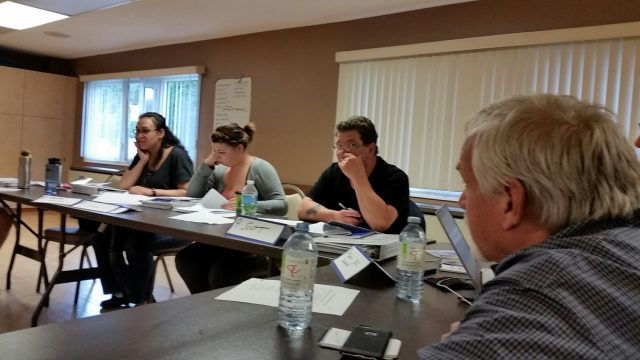 Photos from the Shop Steward in Kitimat on June 29-30th, 2016 7